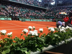 loge roland garros