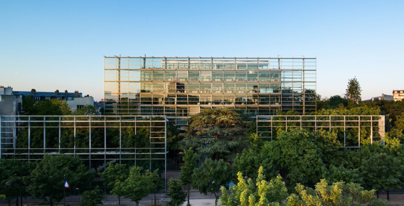 Fondation Cartier pour l'Art Contemporain Paris ZigZag